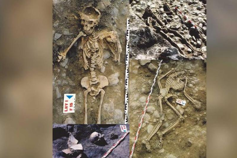 No Graves, No Burials: Archaeologists Find Bodies of Massacre Victims from Iron Age