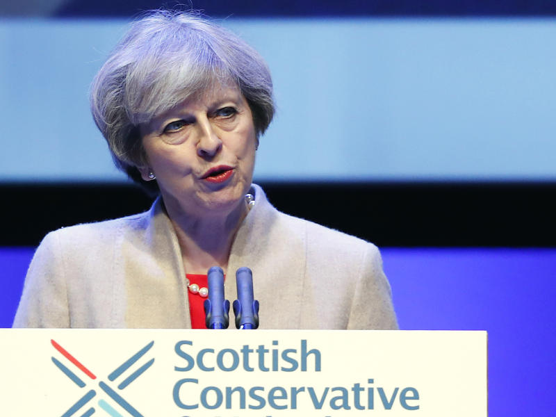 Theresa May had three routes to save the Union, all risky to be sure: Reuters