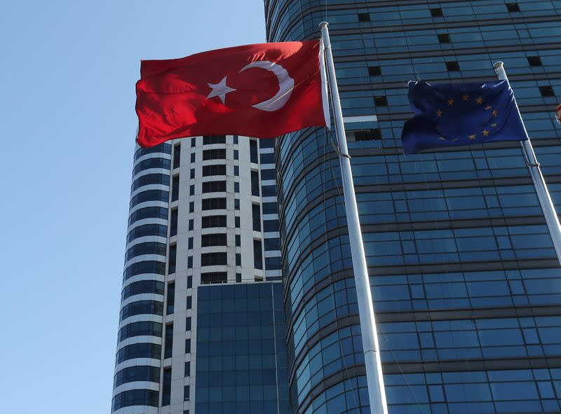 Turkey criticises EU for continued reference to sanctions