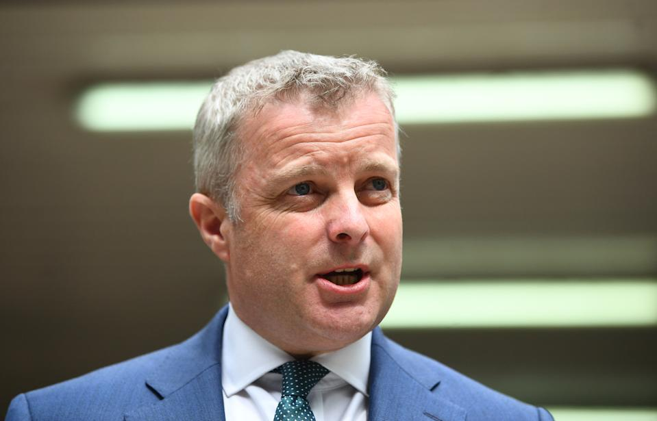 The petition to oust Conservative MP Chris Davies gained 19% of signatures in his Brecon and Radnorshire constituency (PA)
