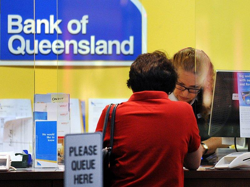 Bank of Queensland confident of turnaround