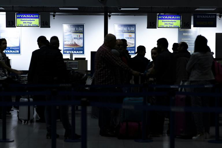 With affected passengers largely warned off in advance, few travellers were left stranded