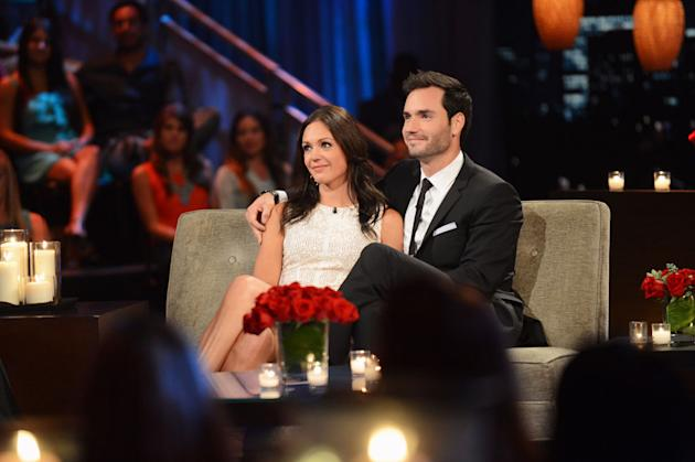 The Bachelorette Finale Qa Desiree Hartsock And The Final Three