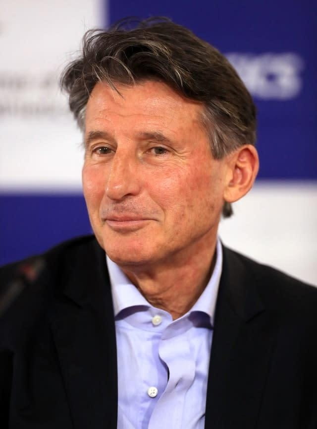 IAAF president Lord Coe says the Doha event can be viewed as a success (Mike Egerton/PA)