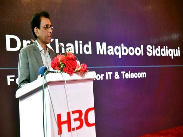 MQM-P leader Khalid Maqbool Siddiqui (File photo)