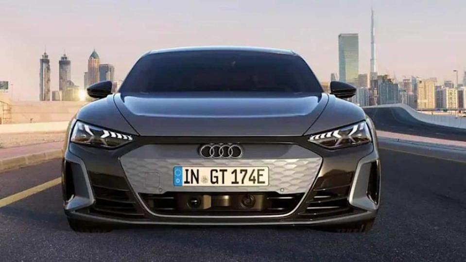 Audi e-tron GT launched in India at Rs. 1.8 crore