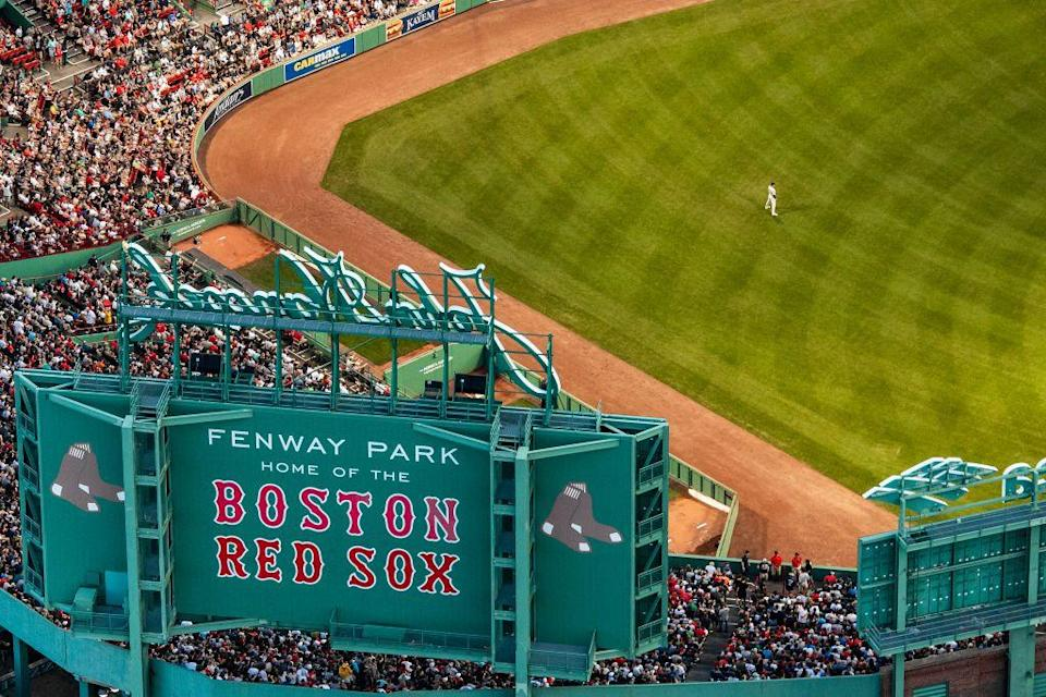 Photo credit: Billie Weiss/Boston Red Sox - Getty Images