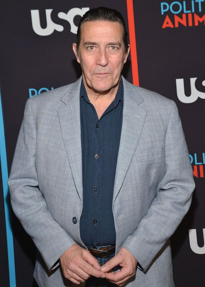 <b>Ciaran Hinds as Mance Rayder</b><br><br>  Mance was a loyal member of the Night's Watch until he broke his vows and abandoned his post to live with the wildings. He soon gained influence amongst the wildlings and became known as the King Beyond the Wall.
