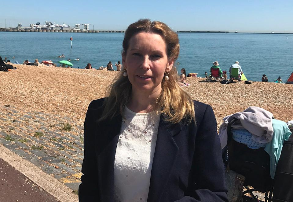 Dover MP Natalie Elphicke (Michael Drummond/PA) (PA Archive)