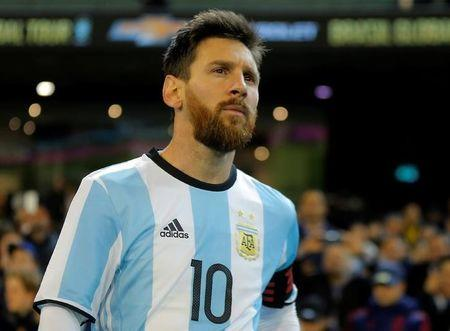Messi donates leftover from wedding to charity