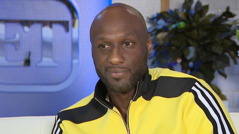 Lamar Odom Reacts to Reports He Was Clubbing With Ex-Wife Khloe Kardashian (Exclusive)
