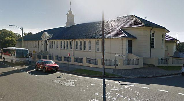 A neighbour of the school described the alleged behaviour as