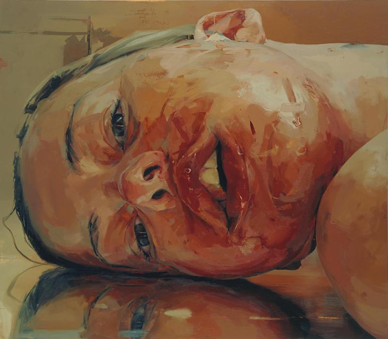 Jenny Saville. Courtesy of the artist and Gagosian