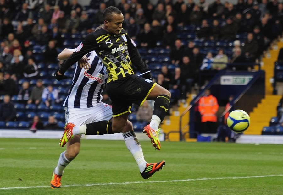 West Bromwich Albion v Cardiff City - FA Cup Third Round