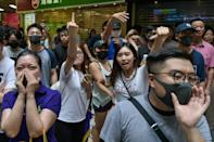 Hong Kong has been battered by nearly 100 days of protests, sparked by a now-abandoned plan to allow extraditions to the mainland