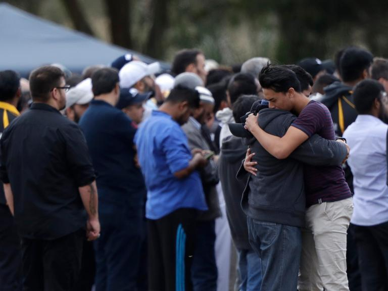 New Zealand mosque shooting: Christchurch victims officially named as first funerals take place