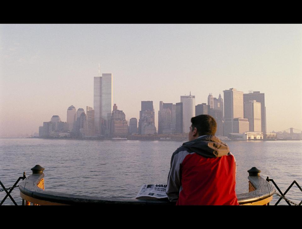 DNEG recreated the New York skyline and the weather in visual effects - Credit: Paramount Pictures Corp. Courtesy of DNEG