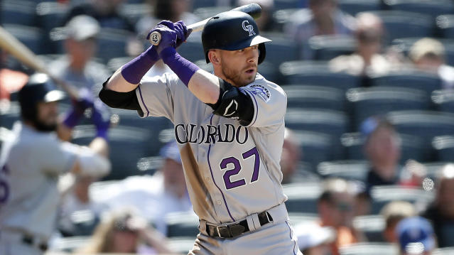 """David """"headChopper"""" Kaplen gives out his favorite MLB DFS plays for Friday, July 19. (Getty Images)"""