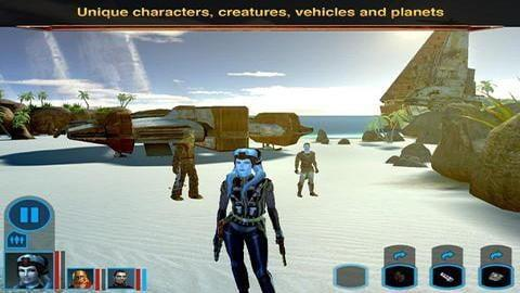 Best apps of the week 06_09_2013 Star Wars Knights of the Old Republic