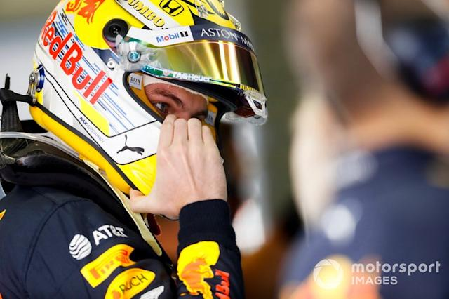 "Max Verstappen, Red Bull Racing <span class=""copyright"">Zak Mauger / LAT Images</span>"