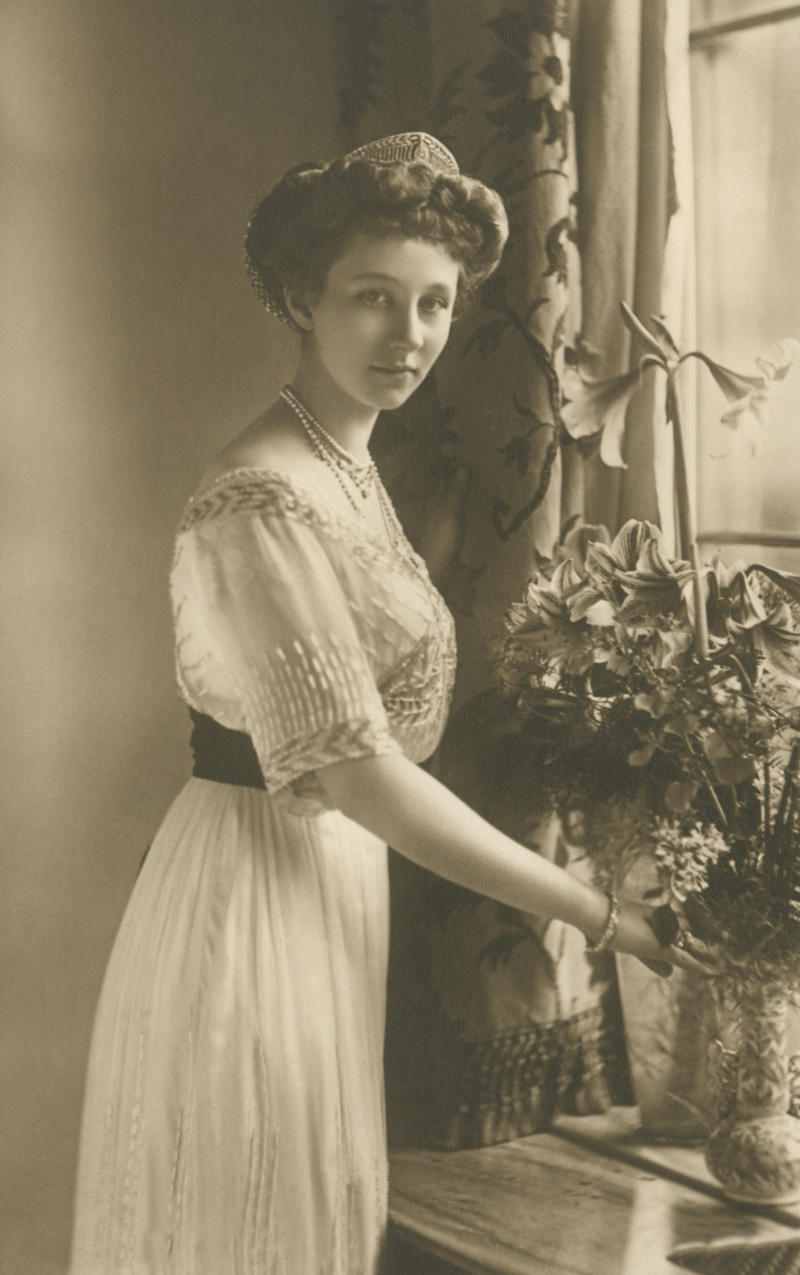 Princess Victoria Louise of Prussia (1892-1980), Only Daughter and Last Child of German Emperor Wilhelm II and Augusta Victoria of Schleswig-Holstein, Portrait. (Photo by: Universal History Archive/Universal Images Group via Getty Images)