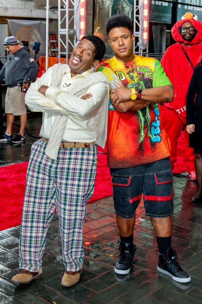 <p>One of the best sitcoms ever made was <em>The Fresh Prince of Bell Air</em>. Pay homage to the '90s classic by dressing up as everyone's favorite duo: Carlton Banks and Will Smith. </p>