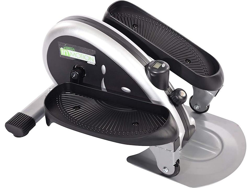 Products that motivate us to move our bodies Stamina Inmotion Elliptical