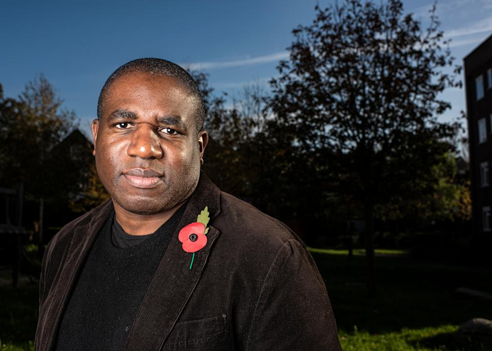"""<p>David Lammy said the Government must """"urgently rectify this gross injustice""""</p>Daniel Hambury/Stella Pictures Ltd"""