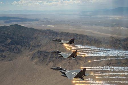Air Force Must Rebuild to Cold War-Era Size to Confront China