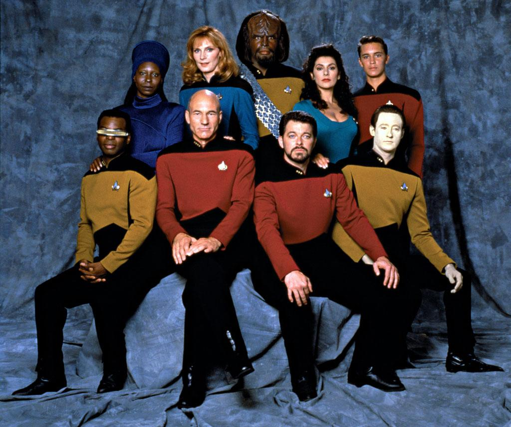 "<p><b>Before and After: A Behind-the-Scenes Look at ""Star Trek: The Next Generation's"" Journey Into High Definition</b><br><br>  </p><p><b>What: </b>The popular ""Star Trek"" sequel series finally arrives on Blu-ray at the end of the month, giving you a chance to get an advanced look at how the producers and technicians boldly sent Picard and his crew into the high-def realm.<br><br>  <b>When:</b> Thursday, 2pm; Room 7AB<br> <b><br>Appropriate Wait Time:</b> 5 minutes. We're looking forward to these Blu-rays, but the panel itself sounds like it's for Trekker tech-heads only.</p>"