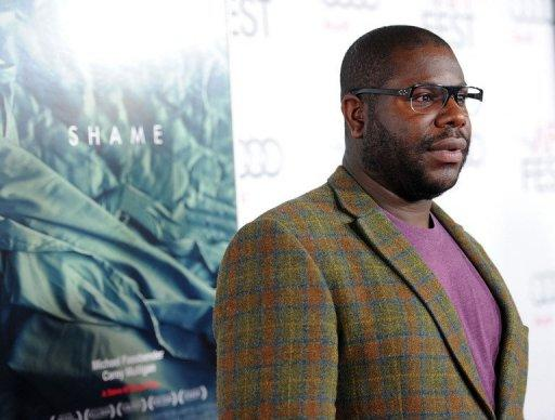"Writer/Director Steve McQueen arrives at ""Shame"" Gala Screening in 2011"