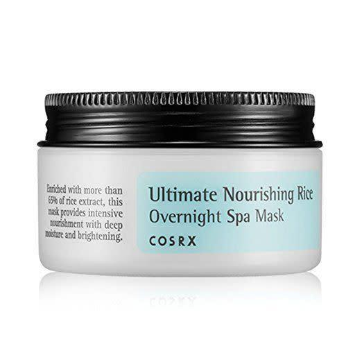 This intensive hydrating cream works to plump, soften, and nourish skin overnight. Get it <span>here</span>.