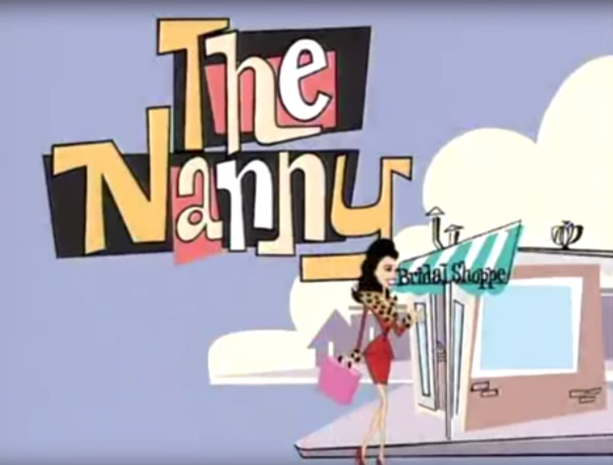 """She's the lady in red when everybody else is wearing tan."" Few theme songs do a better job of introducing their show's lead than <a href=""https://www.youtube.com/watch?v=1bMaS-Dq3Gk"" target=""_blank"">the intro ditty of <i>The Nanny</i></a>, which tells you everything you need to know about the ""flashy girl from Flushing,"" Fran Fine. Written and performed by <strong>Ann Hampton Callaway</strong>, ""The Nanny Named Fran"" is as memorable as the outfits <strong>Fran Drescher </strong>wore on the series. And for more great tunes from the era, listen to these <a href=""https://bestlifeonline.com/1990s-one-hit-wonders/?utm_source=yahoo-news&utm_medium=feed&utm_campaign=yahoo-feed"">20 One-Hit Wonders Every '90s Kid Remembers</a>."