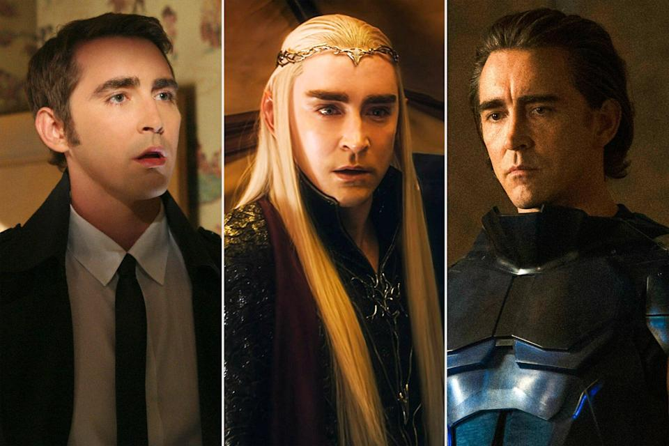 Lee Pace Role Call Pushing Daisies, The Hobbit, and Foundation