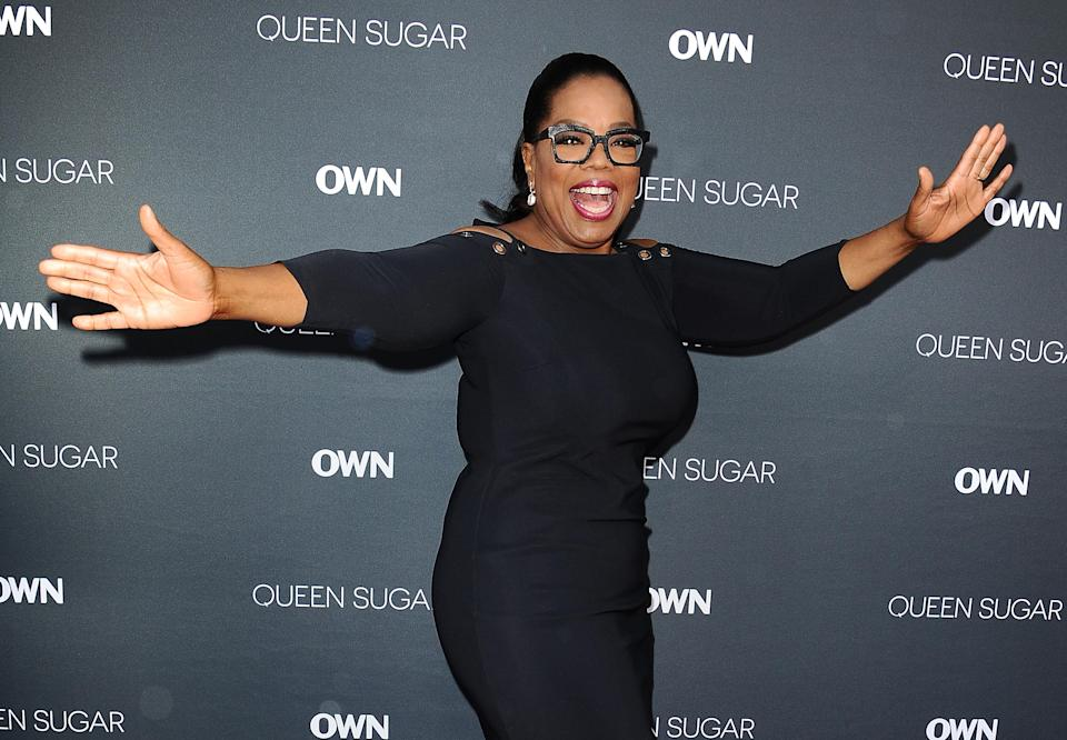 Oprah just unveiled her Favorite Things 2019 list and we're all over it. (Photo: FilmMagic)