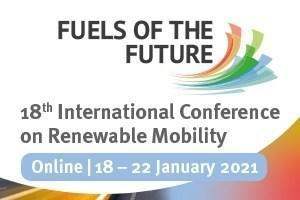 "Bioenergy Association (BBE): Experts on Energy, Mobility and Transportation Fuels Come Together at the International Conference for Renewable Mobility ""Fuels of the Future 2021"""