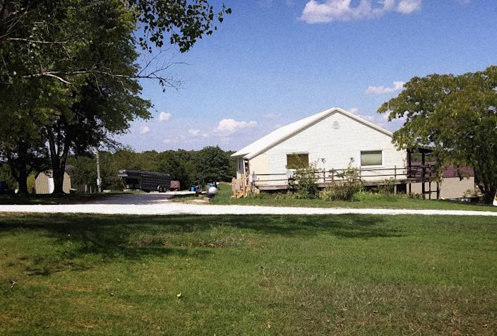 Image: The Circle of Hope Girls' Ranch in Missouri. Videos by Amanda and other former residents describing abuse at the ranch amassed more than 33 million views, and prompted a sheriff's department investigation that remains ongoing. (Courtesy of Amanda Householder)
