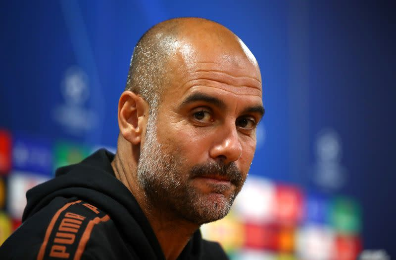 Guardiola says he must prove he deserves Man City extension