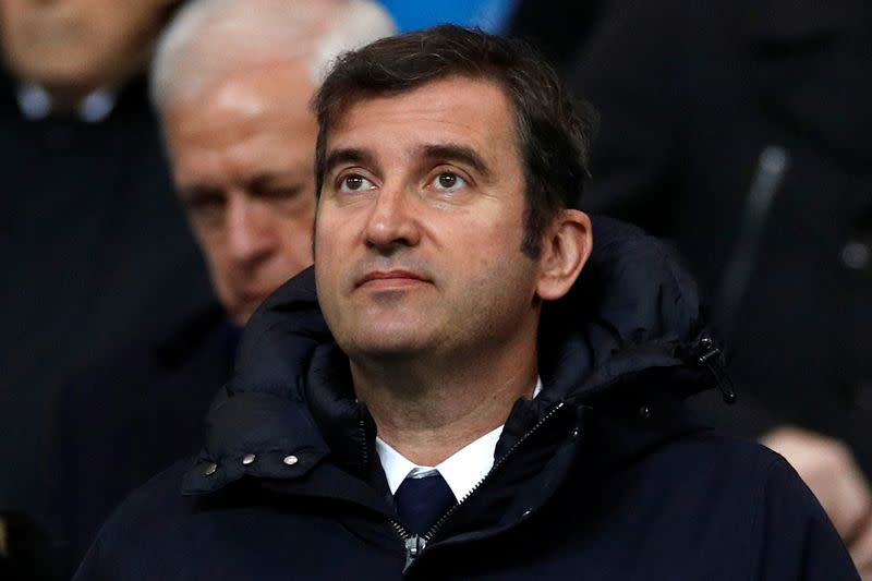 Man City chief Soriano apologises to fans for Super League ...