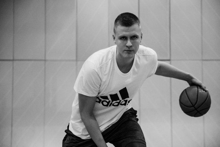 To Adidas Off Ready Kristaps With Take Porzingis vEwFvq6x