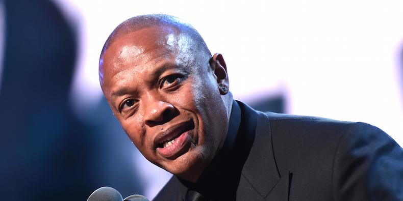 Dr. Dre Joins Bid to Bring 2024 Summer Olympics to Los Angeles