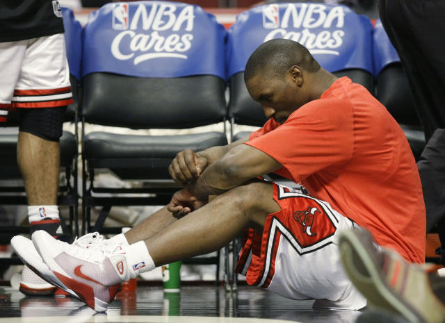 Ben Gordon's post-NBA career has taken a sad turn. (AP)