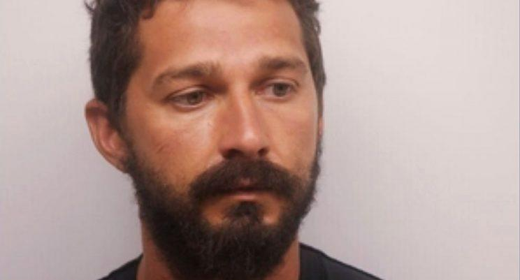 Sorry... LaBeouf says he's sorry to the authorities after drunken arrest - Credit: AP