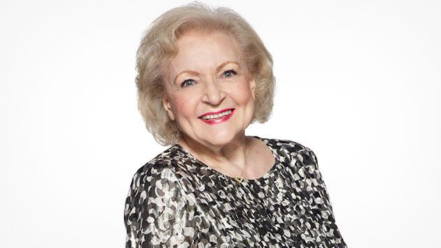 """Hot in Cleveland"" Betty White"