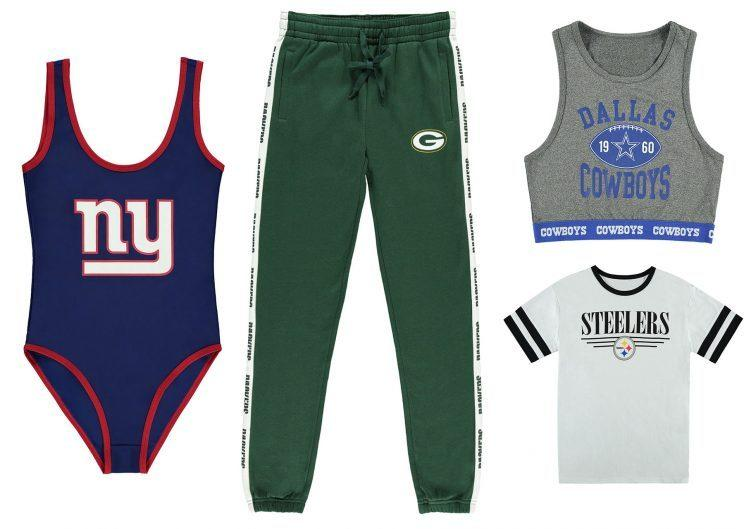 another chance 1b0c3 939a5 Collaboration of the Week: Forever 21 x NFL