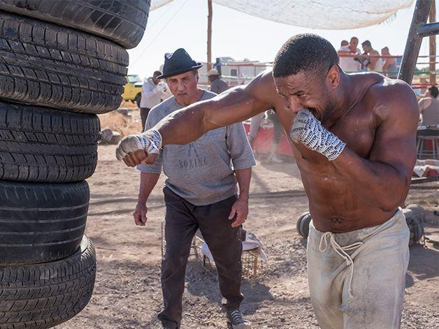 "<p><a href=""https://www.menshealth.com/uk/workouts/a26896960/michael-b-jordans-creed-ii-workout/"" target=""_blank"">Michael B. Jordan</a> was already in impressive shape for the 2015 Rocky spin-off Creed, but it was in the following years that he claimed his spot among <a href=""https://www.menshealth.com/uk/fitness/a30808097/famous-physiques-hollywood/"" target=""_blank"">Hollywood</a>'s heavyweights. Working with trainer Corey Calliet, he went into beast mode for the role of Erik ""Killmonger"" Stevens in <a href=""https://www.menshealth.com/uk/fitness/lifestyle/a28260088/michael-b-jordan-killmonger-black-panther-training/"" target=""_blank"">Black Panther</a>, as well as packing on a reported 11kg of muscle for Creed II. While boxing and conditioning formed a key part of his training, weightlifting remained the pillar around which his body was built. </p><p>His routine will help you add visible mass to your arms, back and <a href=""https://www.menshealth.com/uk/workouts/g754592/7-best-exercises-for-bigger-shoulders-fast/"" target=""_blank"">shoulders</a>, without having to spend a whole afternoon going toe-to-toe with a bag. According to Calliet, the key is to ensure that you're not just going through the motions, but ""actually focusing on form and on squeezing the muscles"". Apply this principle to the workout below to ensure both your body and mind keep their guard up.</p><p><strong>How it works: </strong><br><br>Choose a weight that challenges you (Jordan was benching 50kg dumbbells) and fight through the lactic burn. Do five rounds of each move, with minimal rest. Rest for two minutes between rounds.</p>"