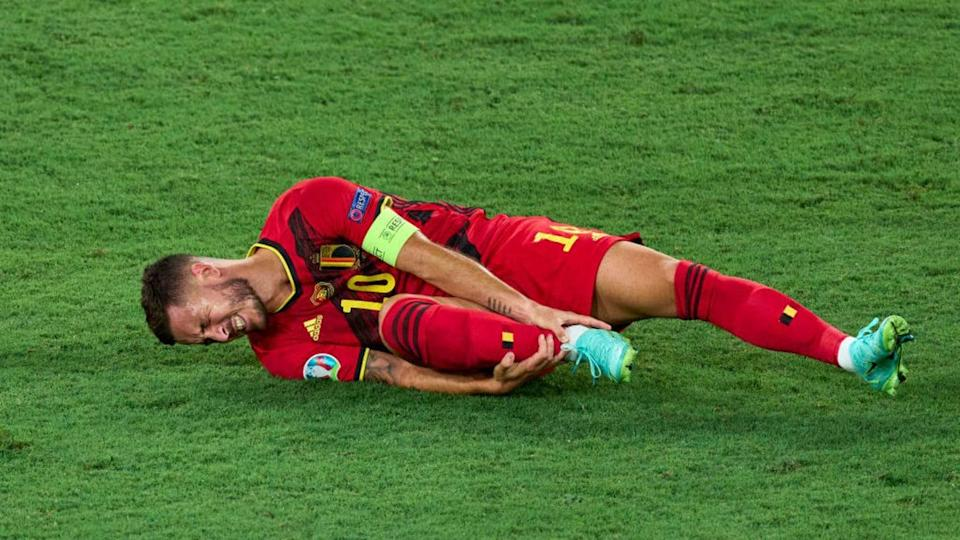 Eden Hazard: acabou a mágica? | Quality Sport Images/Getty Images