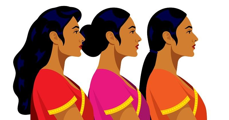 Today, there's a new-age social media sari tribe infusing glamor and fun and reinventing the drape.