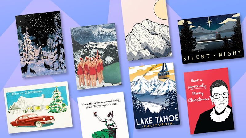 24 Holiday Cards So Cute You'll Want to Use Them Year After Year