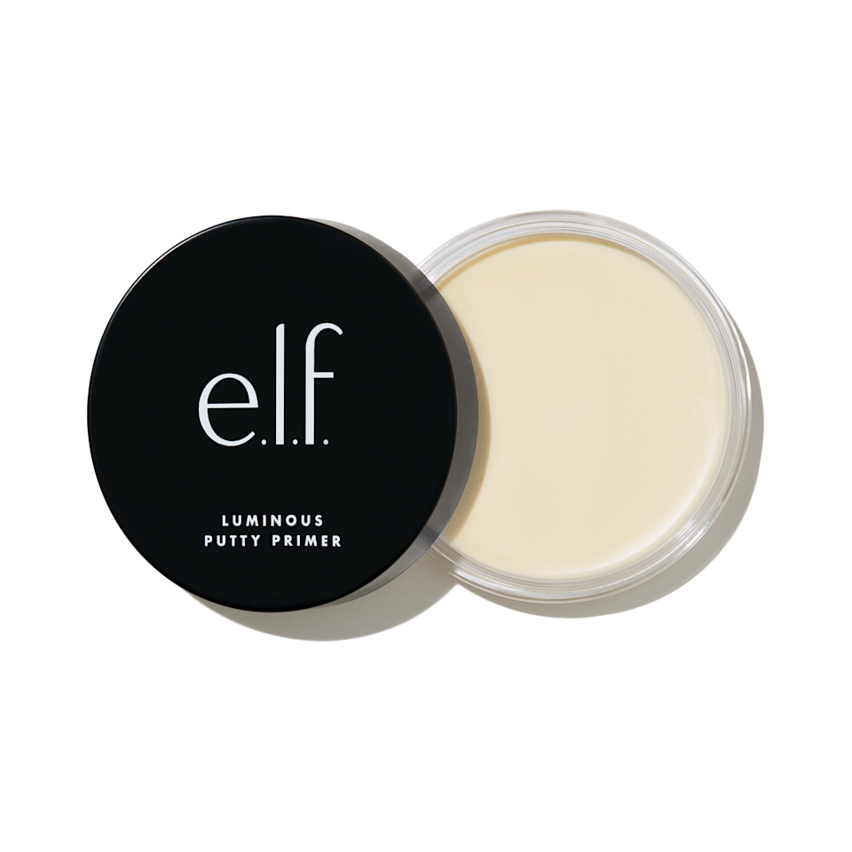 """<p>""""I feel the combo skin struggle: sometimes it feels like we can never have something that works for our fussy skin, but the <span>E.l.f. Cosmetics Luminous Putty Primer</span> ($9) is the game changer you've been waiting for. It hydrates and plumps using a healthy dose of hyaluronic acid and vegan collagen that doesn't clog pores or make your skin look greasy halfway through the day."""" - Samantha Sasso, editor, branded content, Group Nine Media</p>"""